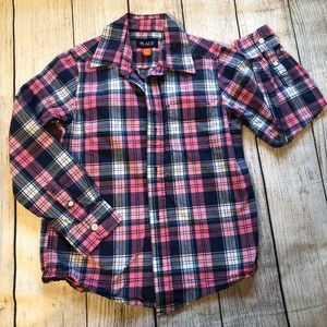 Children's Place Button Up